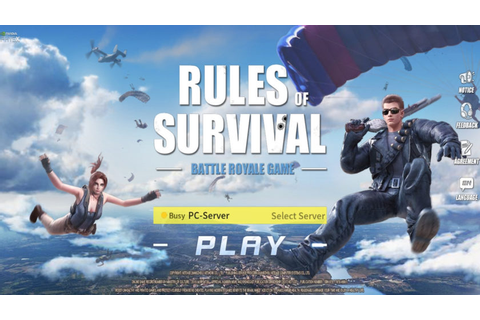 How to Play Rules of Survival on PC Complete Guide ...