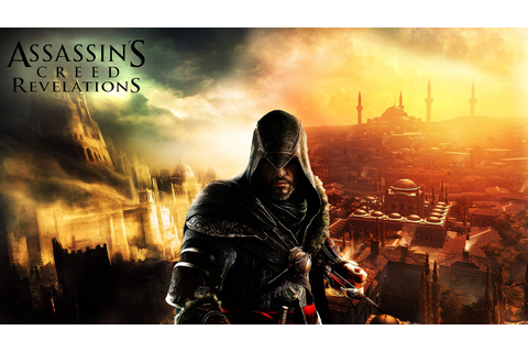 Wallpaper Action game Assassin's Creed: Revelations ...