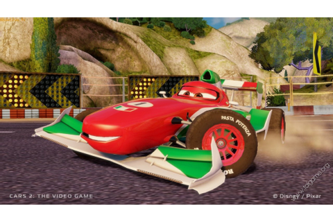 Cars 2: The Video Game - Download Free Full Games | Racing ...