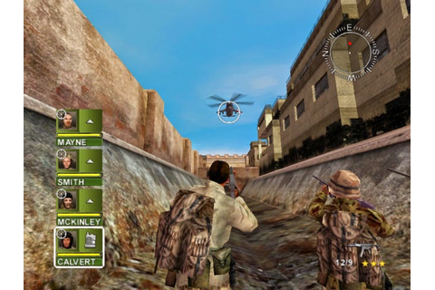 My indoGames.NET: Download PC Game Conflict: Desert Storm ...