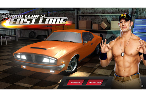 Free games for android Phones and Tablets: WWE: John Cena ...