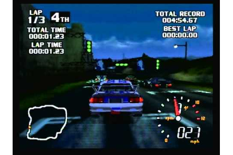 Let's Race - World Driver Championship(N64) - Drivers ...
