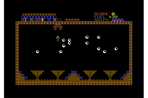Download Galactic Attack (Commodore 64) - My Abandonware