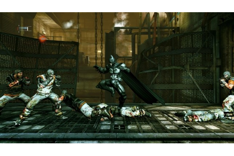 Batman: Arkham Origins Blackgate Deluxe Edition review ...
