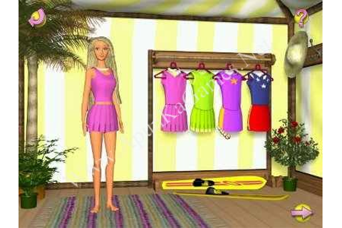 Barbie Beach Vacation - PC Game Download Free Full Version