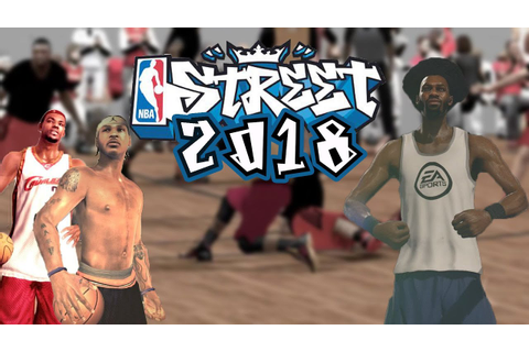 PROOF THAT EA SPORTS IS ABOUT TO MAKE A NEW NBA STREET ...