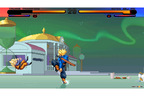 Dragon Ball Z New Final Bout - Screenshots, images and ...