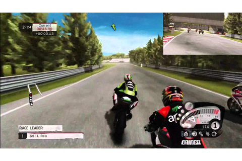 SBK Generations Gameplay - YouTube