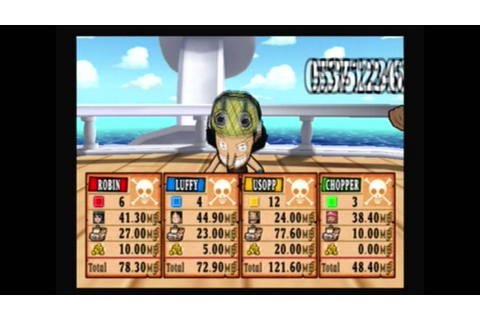 Game-Time! One Piece Pirate Carnival Final - YouTube