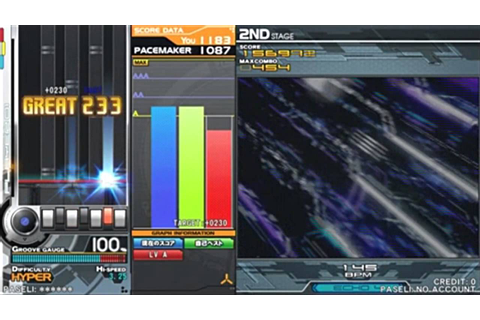 beatmania IIDX 20 tricoro - YouTube