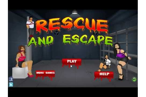 Rescue and escape Walkthrough (N media) - YouTube