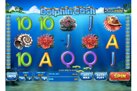 Dolphin Cash Slot Game - Free Play | dbestcasino.com