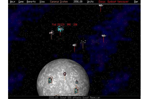 Starships Unlimited Download (2001 Strategy Game)