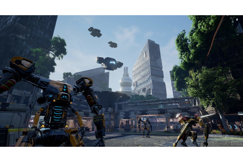 Beyond Flesh and Blood (2016 video game)