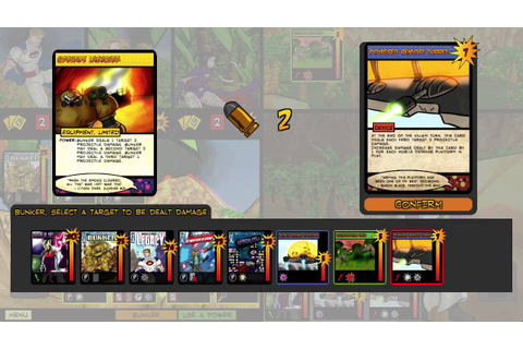 Game Play Preview - Sentinels of the Multiverse: The Video ...