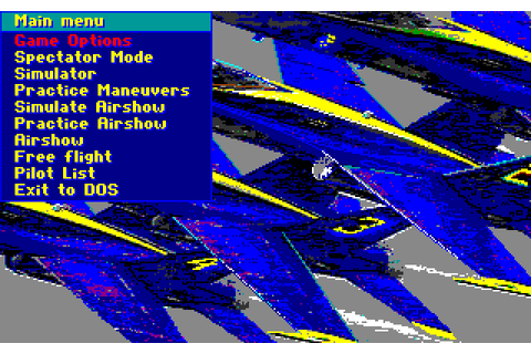 Blue Angels: Formation Flight Simulation (1990) by ...