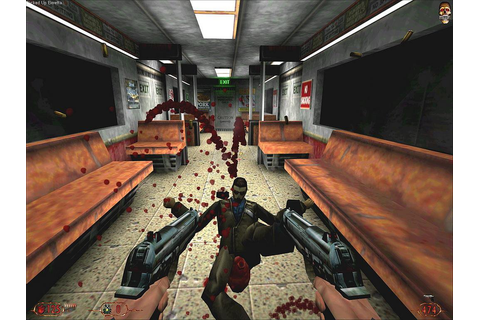 Игра Blood 2: The Chosen - The Nightmare Levels (1998 ...