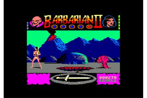Barbarian II: The Dungeon of Drax Details - LaunchBox ...