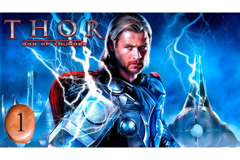 Thor - God of Thunder (Wii) walkthrough part 1 - YouTube