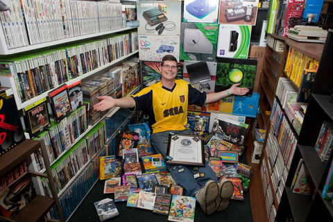 The world's largest video game collection sells for $750K ...
