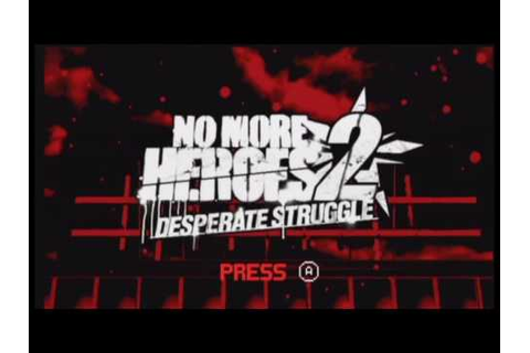 Let's Play No More Heroes 2: Desperate Struggle - S1 ...