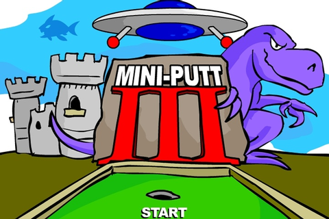 Mini Putt 3 Jarrassic Park Game - Multiplayer games ...