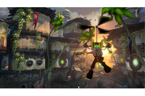Ratchet and Clank: Into the Nexus™ Game | PS3 - PlayStation