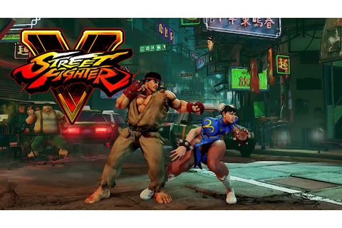 Street Fighter V Download Free PC Game Full Version | PC ...