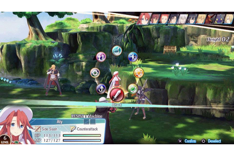 Summon Night 6: Lost Borders Out Now For PS Vita & PS4 In ...