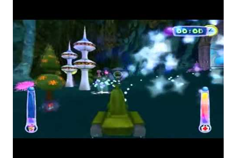 Bob l'éponge : Bulle en Atlantide sur Playstation 2 - YouTube