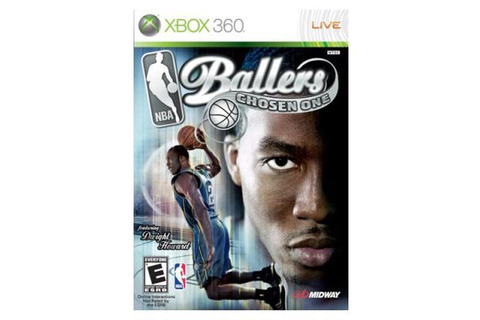 NBA Ballers: Chosen One Xbox 360 Game - Newegg.com
