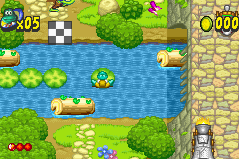 Frogger's Adventures - Temple of the Frog (U)(Lightforce) ROM