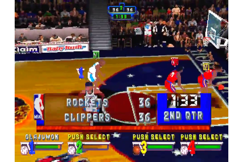 NBA Jam Extreme Download Game | GameFabrique