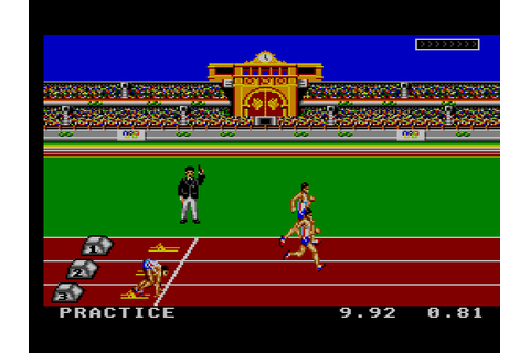 Play Olympic Gold Sega Master System online | Play retro ...