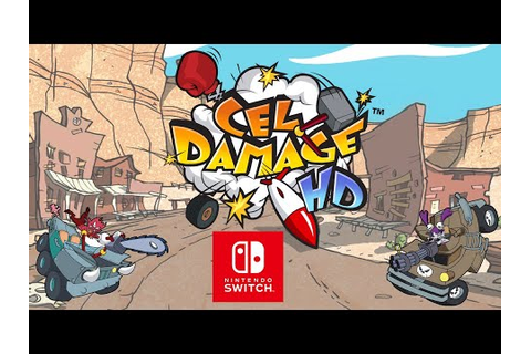 Cel Damage HD - Game Trailer - Nintendo Switch - YouTube