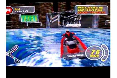 Splashdown 2 - Playstation 2 [Gameplay] - YouTube