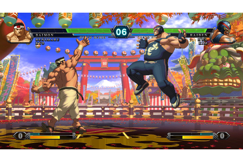 Download THE KING OF FIGHTERS XIII STEAM EDITION Full PC Game