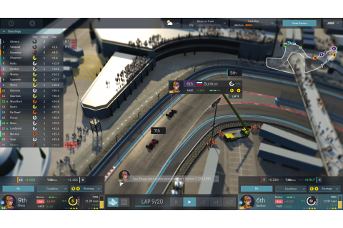 Motorsport Manager on Steam