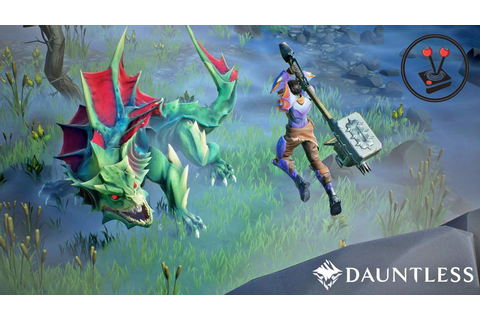 Dauntless is a new Free to Play game from Phoenix Labs ...