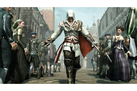 Ezio's Rising: The Assassin's Creed 2 Game Movie (Full ...
