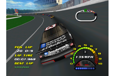 NASCAR 2000 Download Game | GameFabrique