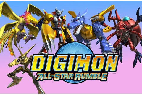 Digimon All-Star Rumble | Videogame | Italia