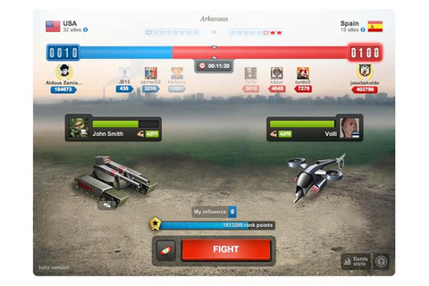 Erepublik « Browser Strategy Game - Free To Play