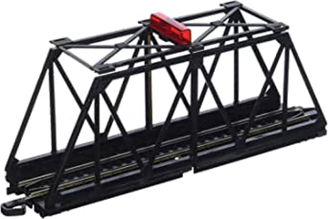 Amazon.com: Bachmann Trains E-Z TRACK TRUSS BRIDGE with ...