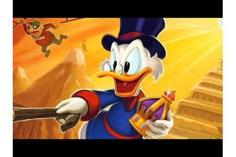 DuckTales Remastered - The Amazon - Funny Cartoon Games ...
