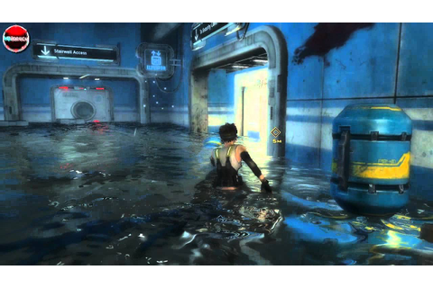 Hydrophobia Prophecy Gameplay PC {HD} - YouTube