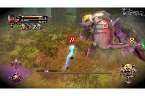 The Witch and the Hundred Knight 2 (PS4) Screenshots ...