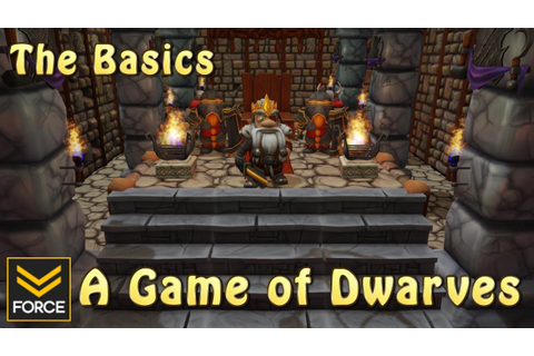 The Basics - A Game of Dwarves - YouTube