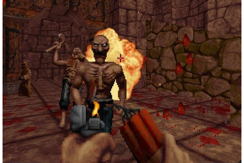Blood: Fresh Supply is the second coming of a classic FPS ...