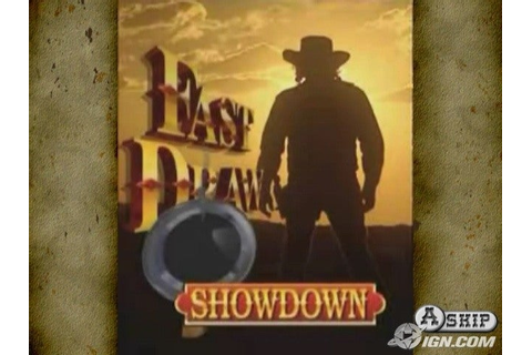 Fast Draw Showdown Screenshots, Pictures, Wallpapers - Wii ...